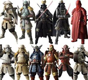 "Star Wars Marvel Realization Movie Samurai Action Figure 7""  Boba fett Toys Gift"
