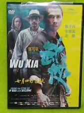 Wu Xia  (DVD) Kung Fu/Martial Arts [Taiwan import w/English Subs] Donnie Yen OOP