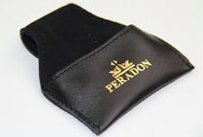 Peradon Pool / Snooker Leather Chalk Pouch Holder With Belt Clip