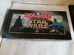 Monopoly Star Wars Classic Trilogy Edition Board Game