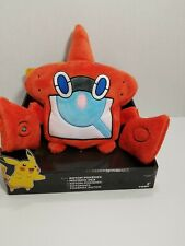 POKEMON ROTOM RARE EXCLUSIVE OFFICIAL TOMY LICENSED JUMBO PLUSH w/ BOX