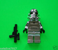 LEGO STAR WARS FIGUREN ### STORMTROOPER CHROM AUS POLYBAG 852737 ### =TOP