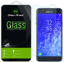 [2-Pack] Dmax Armor Samsung Galaxy J7 Star Tempered Glass Screen Protector