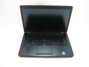 """Dell E5450 14"""" Laptop 2.3GHz i5-5300U 4GB RAM (Grade B No Webcam, Caddy)"""