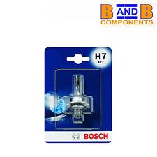 BOSCH H7 HALOGEN HEADLAMP BULB 477 499 12v 55w A1404