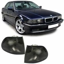 PAIR OF SMOKED INDICATORS LIGHTS FOR BMW E38 7 SERIES PREFACELIFT MODEL V2