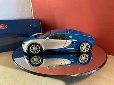 bugatti veyron l'edition centenaire 2009 blue minichamps 1:18