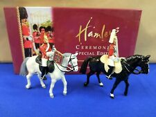 BRITAINS LIFE GUARDS MOUNTED FIGURES MIB