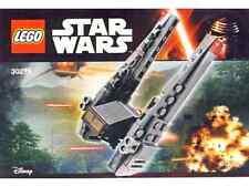 Lego 30279 - Star Wars - Kylo Ren's Command Shuttle - Mini Polybag Set