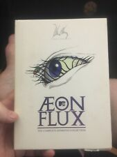 Aeon Flux The Complete Animated Collection New Sealed 3 Dvd Set Complete Series