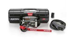 """Warn AXON 55 Powersports 5500 lb Winch 50' 1/4"""" Steel Line 101155"""