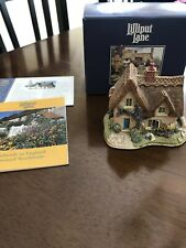 Lilliput Lane - Decorative Cottage - Hand Made In England 1996