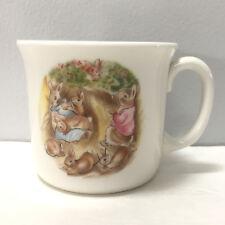 Royal Albert Bone China Beatrix Potter The Flopsy Bunnies Bunnykins Mug Cup
