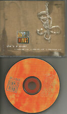 SIMPLE MINDS She's A River w/ RARE EDIT & FADE RADIO PROMO DJ CD single 1995