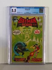 CGC 5.5 ~ BATMAN # 232 ( 1971 ) ~ 1st APPEAR RAS AL GHUL ~ 7 Day Auction KEY