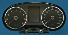 VW Polo Speedo 6R 1.4 160 MPH Chrome Ring Speedometer 6R0920960D