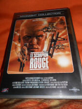 DVD Le Scorpion Rouge de Josef Zito avec Dolph Lundgren (1989)