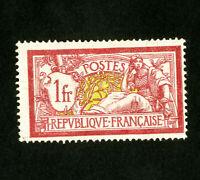 US Stamps # 125 VF OG LH Catalogue Value $26.50
