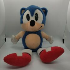 Sonic The Hedgehog Vintage Plush 1993 Sega Caltoy 13""