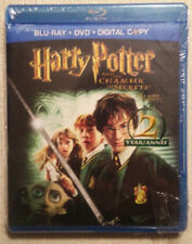 Harry Potter and the Chamber of Secrets (Blu-ray Disc/DVD 2011) BRAND NEW SEALED