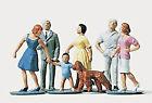 Figurines Merten H0 (2180): Rues Piétons