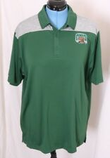 Ohio Bobcats Columbia Golf Omni-Wick Heathered Athletic Polo Shirt Men's XL