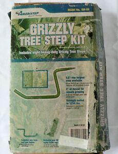 VINTAGE AMERISTEP GRIZZLY TREE STEP KIT IN ORIGINAL BOX