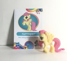 My Little Pony MLP G4 Wave 11 Blind Bag Pony Fluttershy With Card 2014