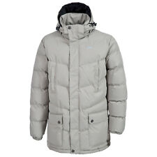 TRESPASS Men's CUMULUS Insulated Jacket / Coat, Bamboo, Small, RRP £79.99