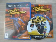 FREE RUNNING COMPLET (PS2)