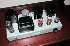 JBH Single-ended handwired hi-fi tube (valve) amplifier with 6V6, 6L6 or EL34