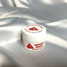 Egyptian Magic All Purpose Skin Cream 0.25 Oz. 100% Authentic