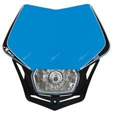 R-Tech V-Face Mascherina Portafaro per Moto - Nera (R-MASKNR00008)