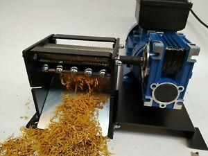 Tabakschneider PT120G 0,8mm auf Lager elektrischer Kräuterschneider