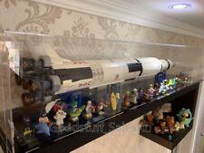 Lego display case for Lego NASA Apollo Saturn V 21309