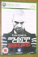 X Box 360 game Tom Clancy's Splinter Cell Double Agent