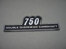 NEU Emblem Seitendeckel Z750 DOHC Kawasaki ZEPHYR ZR750 Double Overhead Camshaft