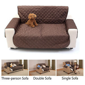 Anti-slip Sofa Couch Cover Chair Throw Pet Dog Kids Mat Furniture Hot Sale NEW