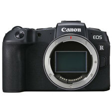 Canon EOS RP Mirrorless Digital Camera Body - Black