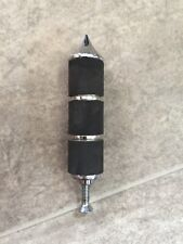 saxon thunderheart billet forward control brake shifter peg indian scout harley