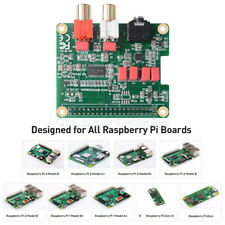 DAC Expansion Board PCM5122 HIFI Audio Module For Raspberry Pi 4B/3B+/3B/Zero W