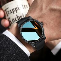 Smart Watch Men HD Large Screen 5D Bluetooth Call Heart Rate Monitor
