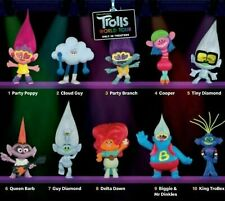2020 McDONALD'S Trolls World Tour Dreamworks HAPPY MEAL TOYS Choose Toy or Set
