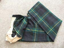 More details for ww2 gordon highlanders officers tartan trousers