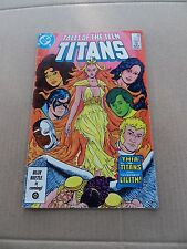 Tales of theTeen Titans 66. DC 1986 -  FN