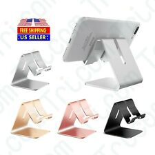 Universal Cell Phone Stand Desk Holder Mount Cradle Dock for iPhone Samsung New