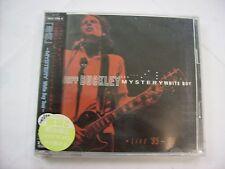 JEFF BUCKLEY - MYSTERY WHITE BOY - 2CD JAPAN PRESS NEW SEALED 2000