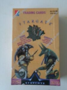 Stargate        Trading Cards  Sealed   Booster Box