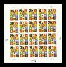 US Stamp - 2007  41¢ Celebrate - 20 Stamp Sheet - Scott #4196