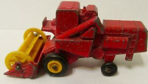Matchbox Series #65 Claas Combine by Lesney (England)